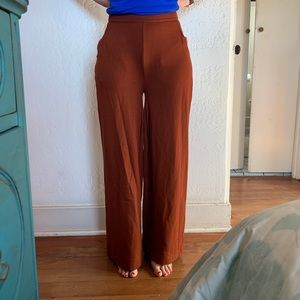 byTiMo viscose pants